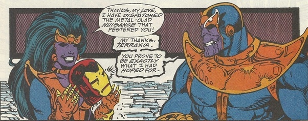 Which characters died when facing off Thanos in the comics ...