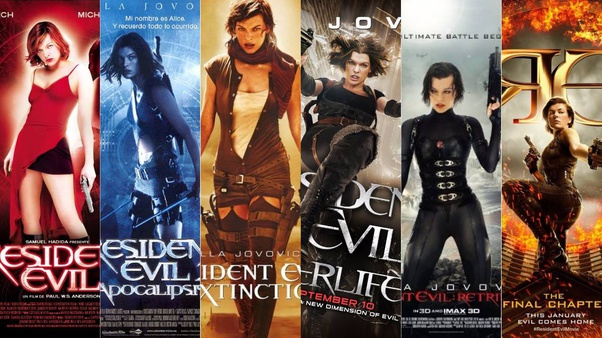 Are The Resident Evil Movies Worth Watching Quora