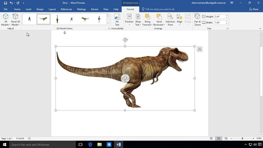 five features of word processing software
