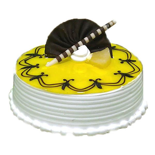 You Will Definitely Lost In Our Range Of Fantastic Pineapple Cakes To Make The Best Online Cake Store Avail Delivery Delhi And
