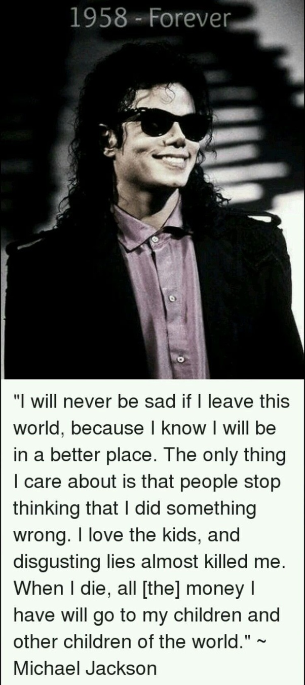 Why did Michael Jackson's skin turn white? - Quora