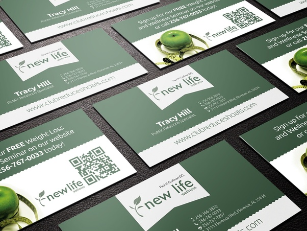 What do you need in a business card quora good luck for your business reheart Image collections