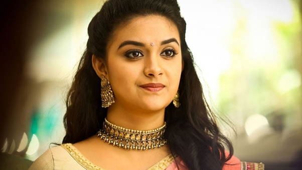 Do You Think Keerthy Suresh Is The Most Beautiful South Indian