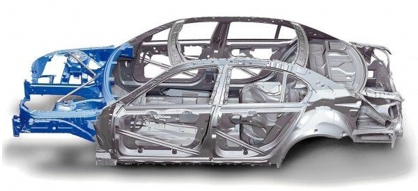 What is the difference between a unibody, monocoque, and space frame ...