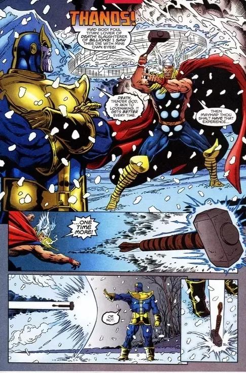 Thanos Sound Bites
