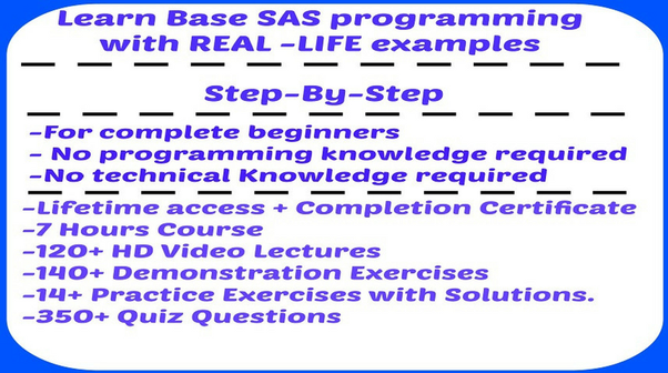 In base SAS certification exam will they provide SAS environment ...