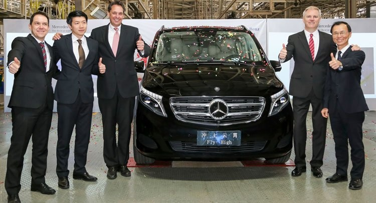 why do bmw and mercedes manufacture their cars in the usa for export rh quora com