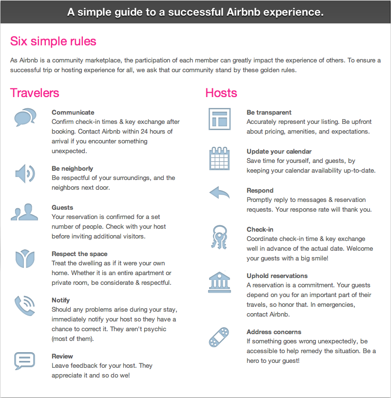 What is Airbnb's mission/vision statement? - Quora