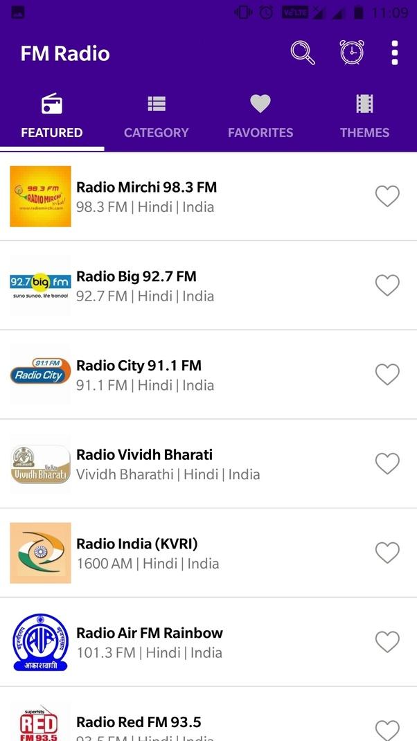 How to listen live to Delhi's FM radio on the Internet - Quora