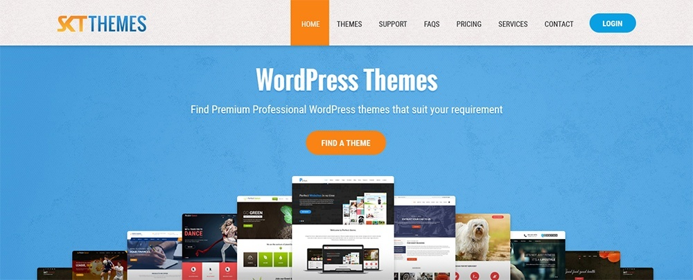 Where can I find wordpress themes with demo content? - Quora