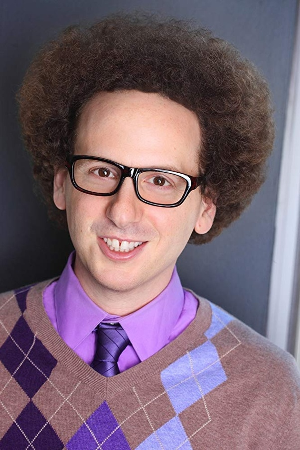 Can a white person pull off an Afro? - Quora