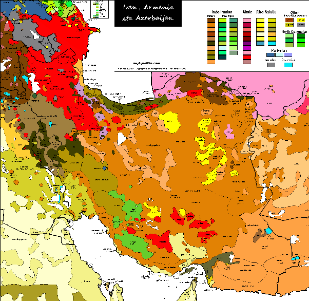 What Dialects Are Spoken In The Arab-inhabited Areas Of