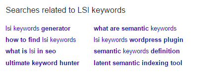 What Are Lsi Keywords Quora