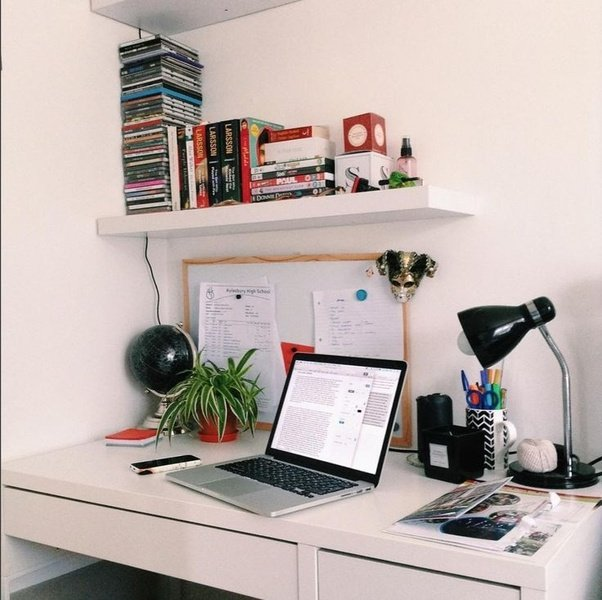Productivity Boosting Study Room Ideas: How To Study More Effectively? I Manage To Make Average