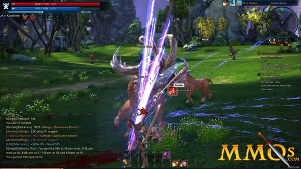 Is There An Open World 3d Mmorpg Game With Action Based True Combat That Exists And Possibly For Free Doesn T Have To Be Though Quora