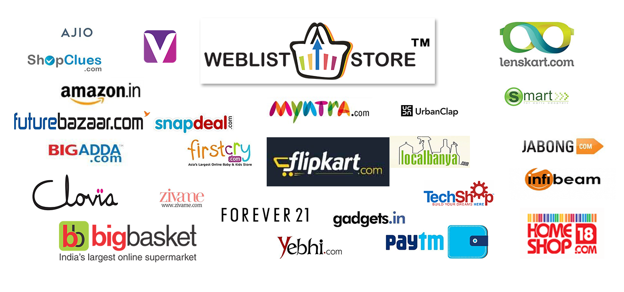 434ee9cefbf List of Top 10 Online Best Shopping Sites in India 2017The growing trend of online  shopping is impacting the Indian population in a fast pace.