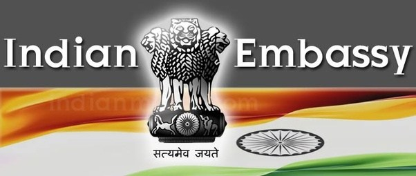 Why are Indian foreign service officers deployed in the