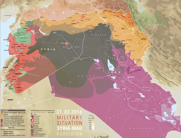 its purpose transform the kurdish alliance into an east syrian secular movement non aligned with the sunni shia alliances