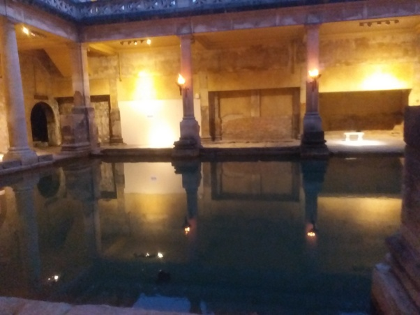 What Is Your Experience Visiting The Roman Baths Quora