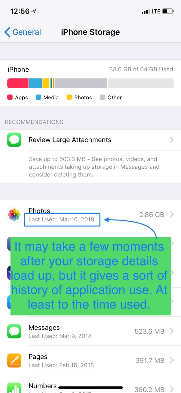 How to find my activity history on my iPhone - Quora