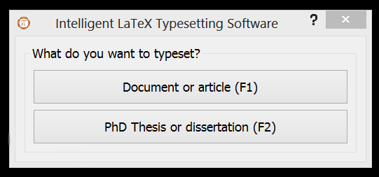 Latex preamble phd thesis