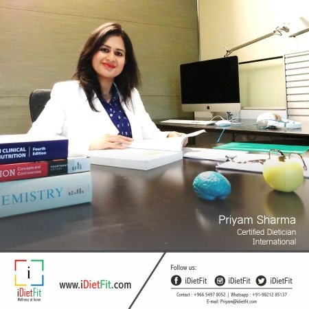 free dietitian online india