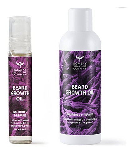 Which is the best beard growing oil with no side effects
