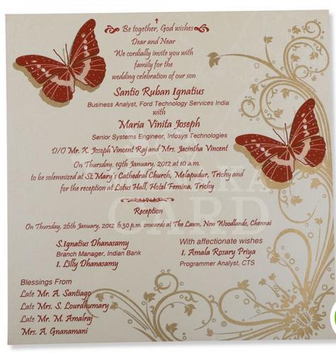 wedding funny wedding punny pun card wedding card card butterfly Butterfly wedding card