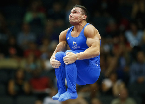 Why do gymnasts have much better physiques than weight
