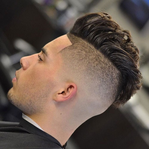 What Is The Best Hairstyle For A Man With A Round Face Quora