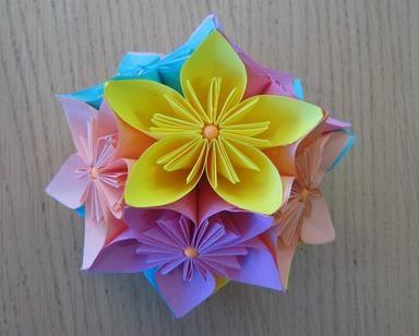 What Basic Origami Tricks Can I Learn In A Month So That People Go