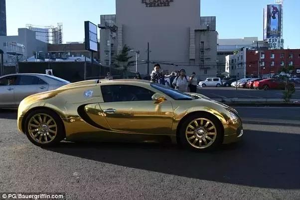 What is a bugatti