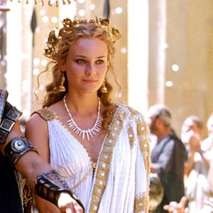 What did Helen of Troy...