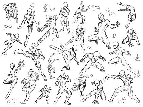 How Long Will It Take To Learn How To Draw Anime Anatomy Quora