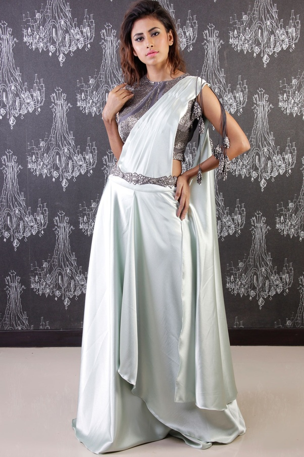 Where can you buy Lehenga sarees in Bangalore? - Quora