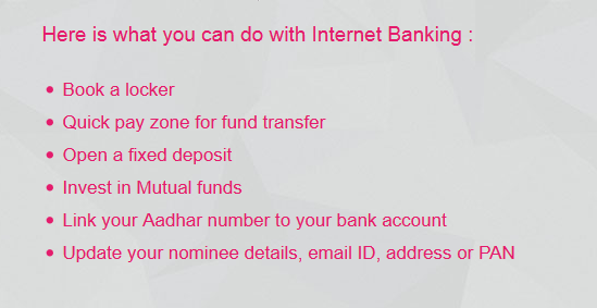 Axis bank netbanking forex