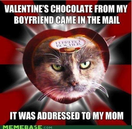 Happy Valentines Day Memes For Singles, ...