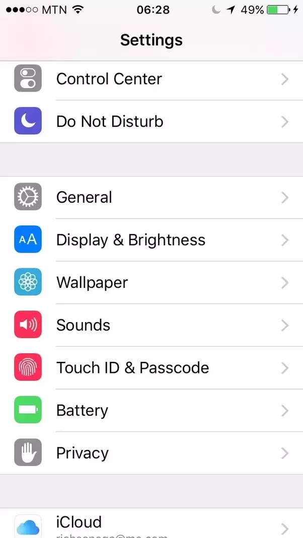 How to turn off swoosh sound when sending message in iphone 6 quora on your home screen touch the settings button navigate down to the sounds listed right after wall papers m4hsunfo