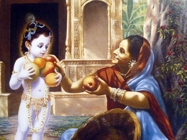 What Are Some Small Stories About The Childhood Pranks Of Lord Krishna Quora