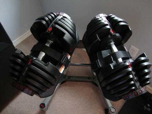 Advanced Full Body Dumbbell Workout