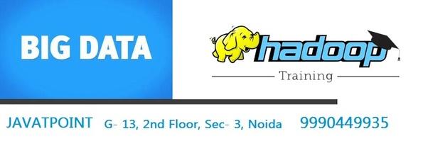 Which is the best big data Hadoop training institute in Noida? - Quora