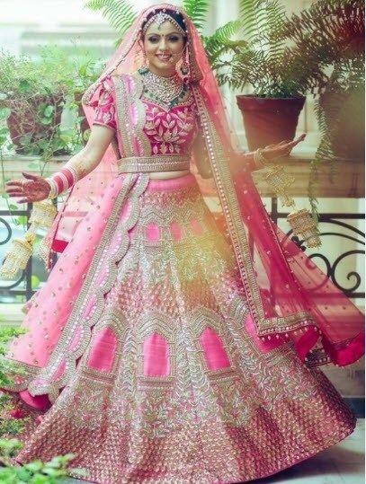 What Are The Most Trending Bridal Lehenga Designs Quora