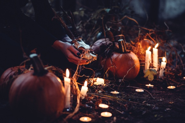 Halloween And Christmas.Why Do Christians Say Halloween Is Of The Devil And