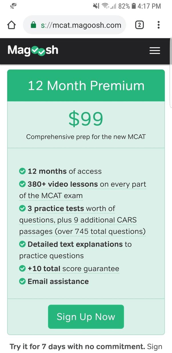 Which MCAT study service (ie Kaplan, NextStep, ExamKrackers