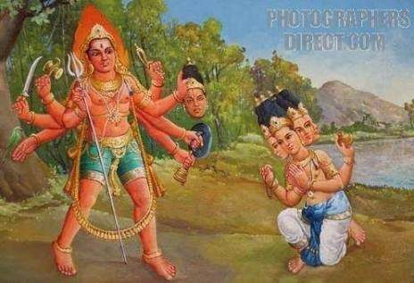 Array - why isn u0027t lord brahma worshiped  and what will happen if i start      rh   quora com