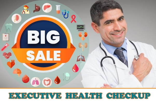 Which is a good hospital for an executive health check-up