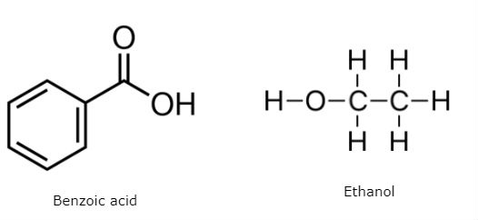 What Happen When Ethanol Reacts With Benzoic Acid Quora