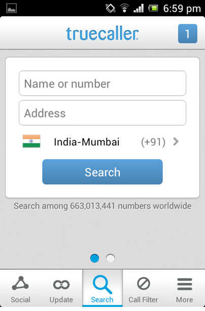 how to find someones name with a phone number