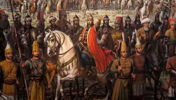 an essay on the janissaries in the army of the ottoman empire The most famous of all ottoman empire military units pertains to the janissary (yeniçeri meaning 'new soldier') belonging to the special kapıkulu class, their unique status didn't either fall into freeman or ordinary slaves, but was considered an elite part of both the ottoman military and society.