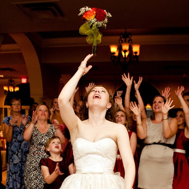 What Are Some Good Songs To Play During The Bouquet Toss At A